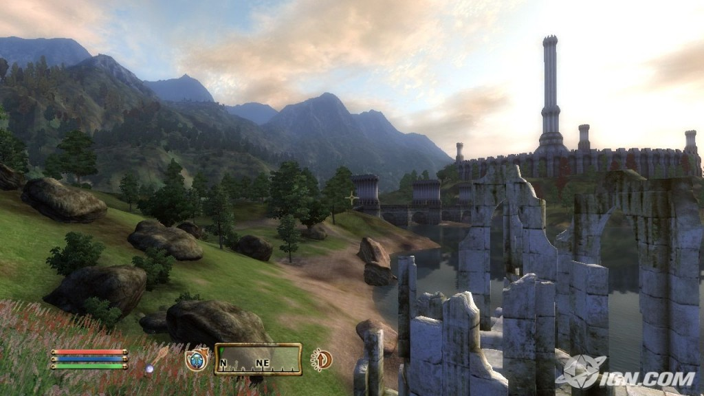 IGN Elder Scrolls Screenshot